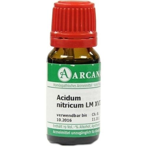 ACIDUM NITRICUM LM 18 Dilution