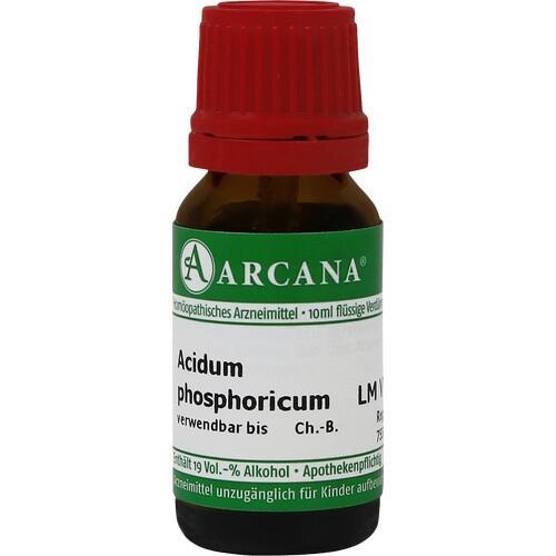 ACIDUM PHOSPHORICUM LM 6 Dilution