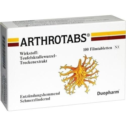 ARTHROTABS Filmtabletten