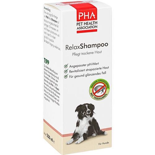 PHA RelaxShampoo f.Hunde