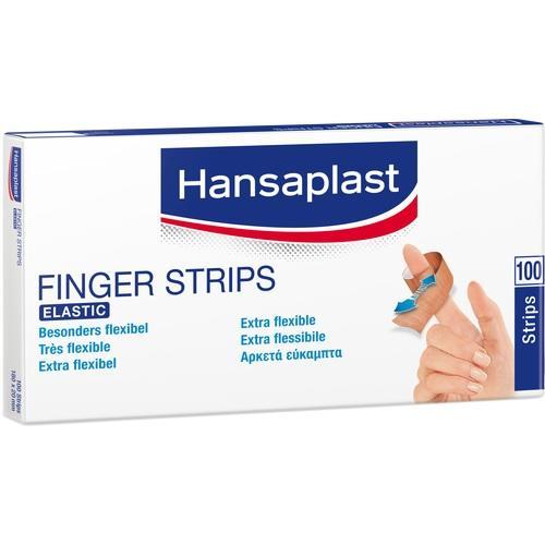 HANSAPLAST Elastic Fingerstrips 2x18 cm