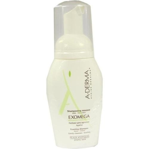 A-DERMA EXOMEGA Schaum Shampoo