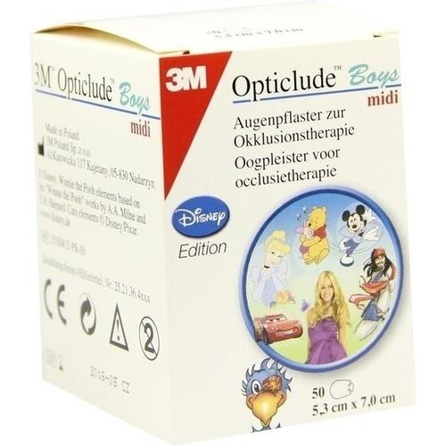 OPTICLUDE 3M Disney boys midi 2538MDPB-50