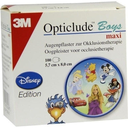 OPTICLUDE 3M Disney boys maxi 2539MDPB-100