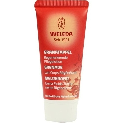 WELEDA Granatapfel regenerierende Pflegelotion 20 ml