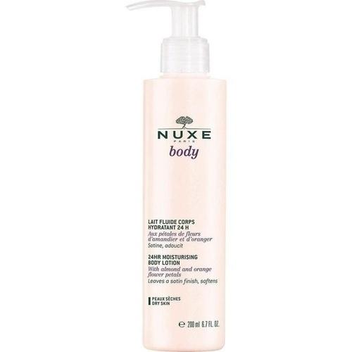 NUXE Body Lait Fluide Corps Hydratant 24 h