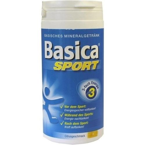 Protina Pharmazeutische GmbH BASICA Sport Mineralgetränk Pulver 240 g