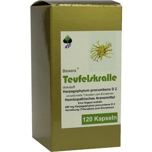 TEUFELSKRALLE KAPSELN