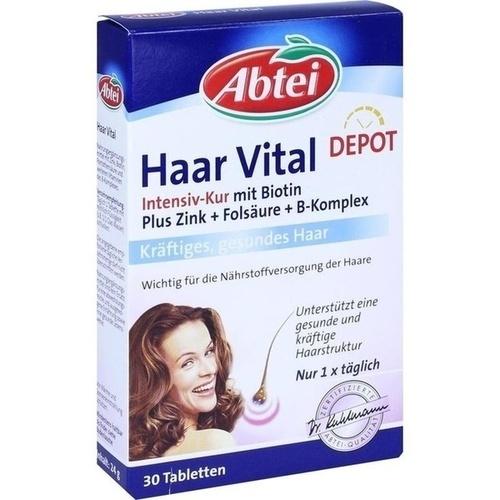 ABTEI Haar Vital Depot Tabletten