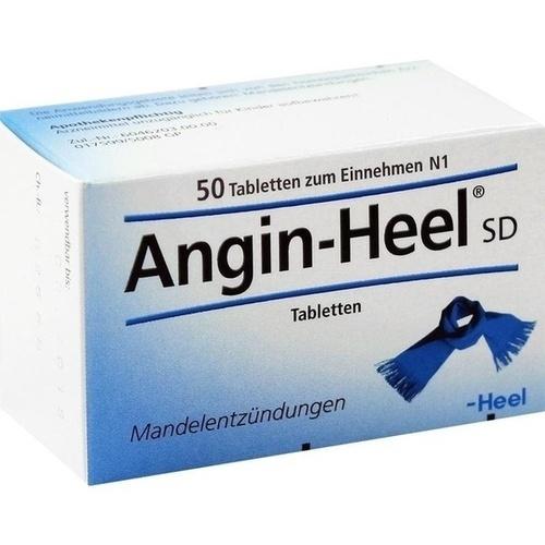Angin-Heel® SD Tabletten, 50St.