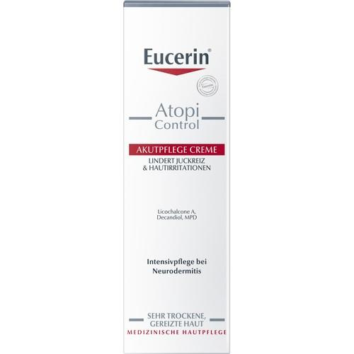 eucerin atopicontrol akut creme 08454781. Black Bedroom Furniture Sets. Home Design Ideas