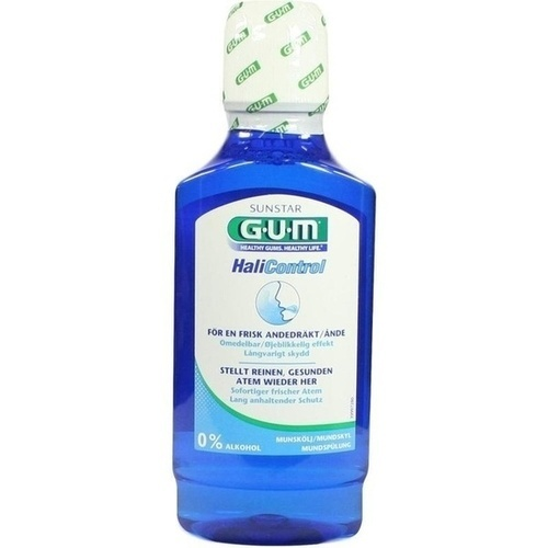 GUM HaliControl Mundspülung ohne Alkohol