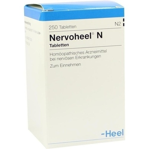NERVOHEEL N Tabletten