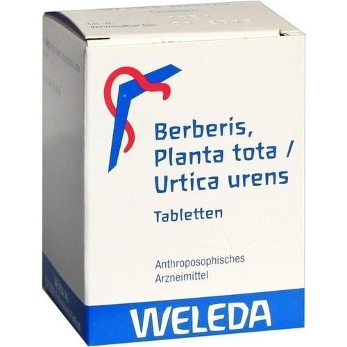 BERBERIS PLANTA tota/Urtica urens Tabletten