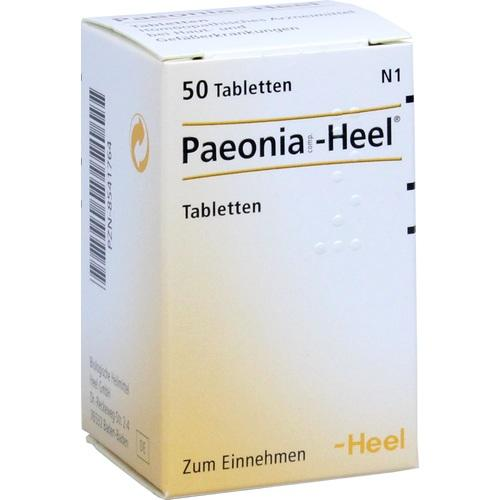 PAEONIA COMP.HEEL Tabletten