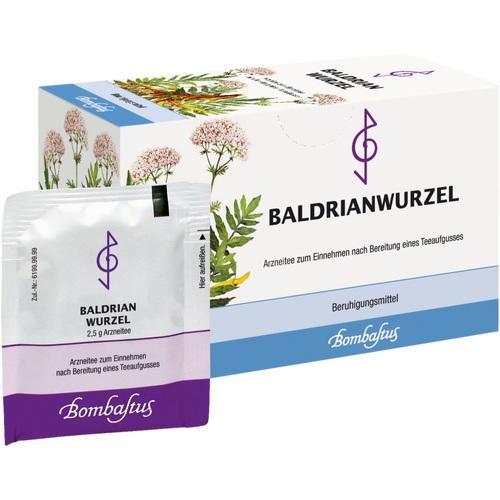 BALDRIANWURZEL Tee Filterbeutel