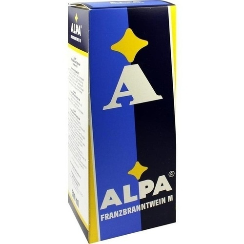 Alpa-Werk e.K. PZNALPA Franzbranntwein 500 ml A50