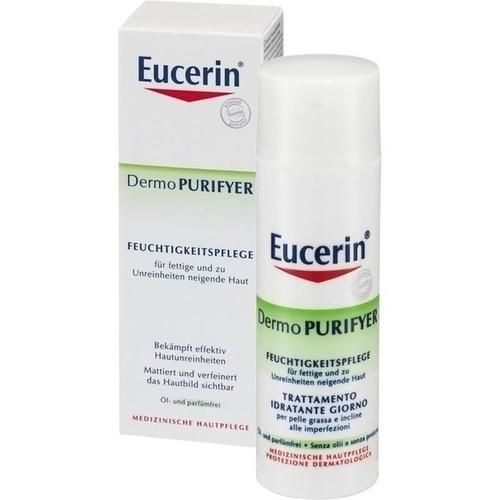 EUCERIN Dermo Purifyer Feuchtigkeitspflege Creme