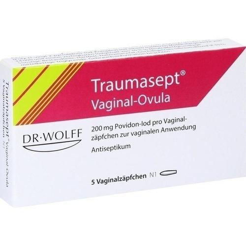 TRAUMASEPT Ovula