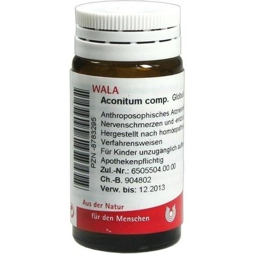 ACONITUM COMP.Globuli