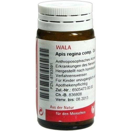 WALA APIS REGINA comp. Globuli