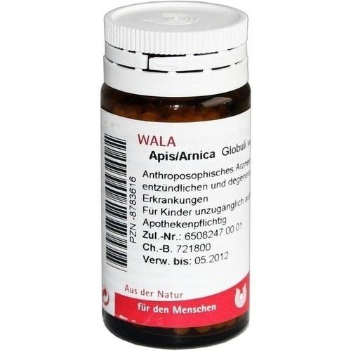 WALA APIS/ARNICA Globuli