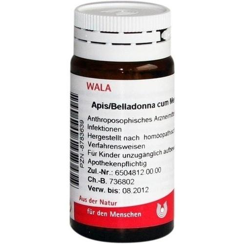 WALA APIS BELLADONNA c. Mercurio Globuli