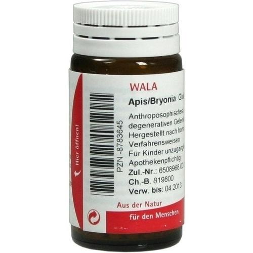 WALA APIS BRYONIA Globuli