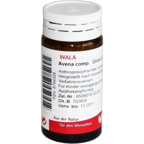 WALA AVENA COMP. Globuli