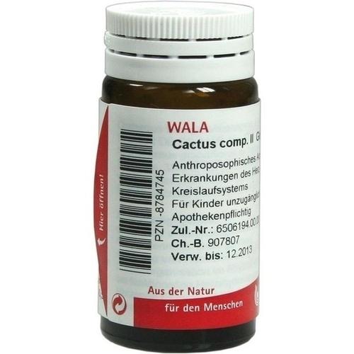 WALA CACTUS COMP. II Globuli