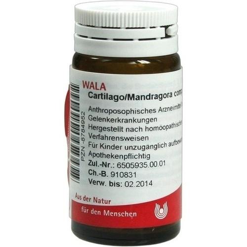 CARTILAGO/Mandragora compGlobule