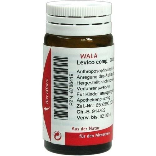 WALA LEVICO COMP. Globuli