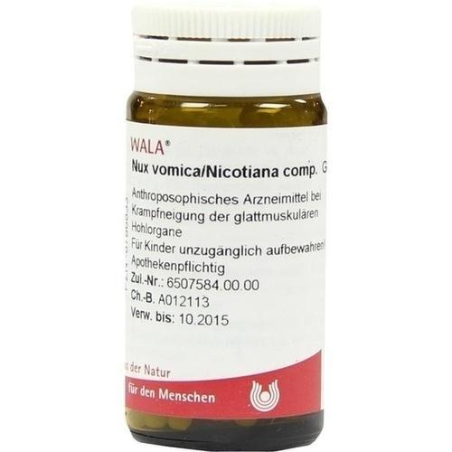 NUX VOMICA/NICOTIANA comp.Globuli