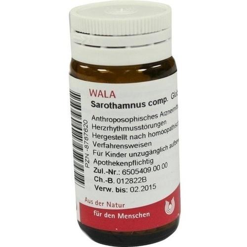 WALA SAROTHAMNUS comp. Globuli