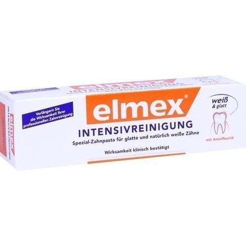 ELMEX Intensivreinigung Spezial Zahnpasta