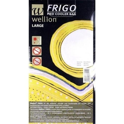 Med Trust GmbH WELLION FRIGO L med cooler bag 1 St. WELLFRIGOL