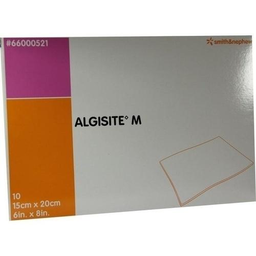 ALGISITE M Calciumalginat Wundaufl.15x20 cm ster.