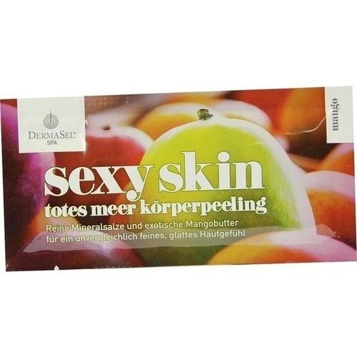 DERMASEL Peeling Körper Mango SPA