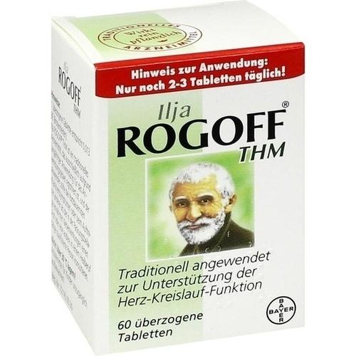 ILJA ROGOFF THM überzogene Tabletten 60 St