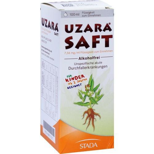 UZARA SAFT alkoholfrei