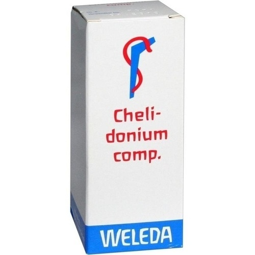 CHELIDONIUM comp.Diluție