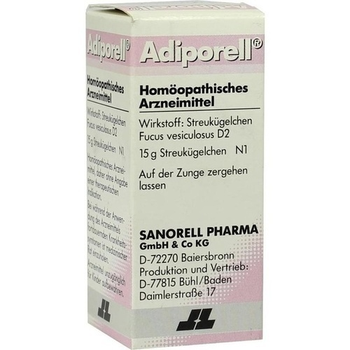 ADIPORELL D 2 Globuli