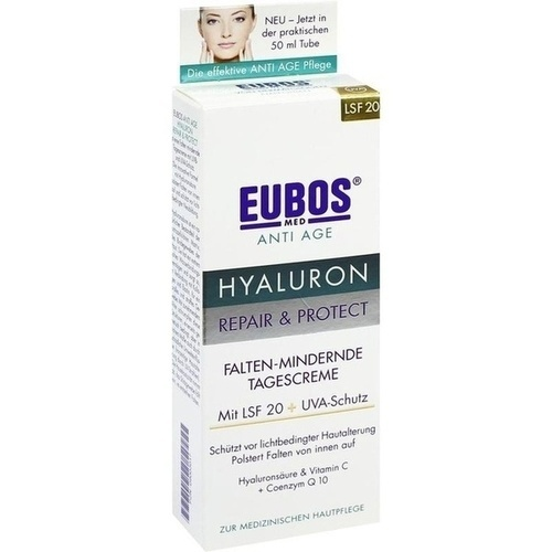 eubos sensitive hyaluron repair protect creme 50 ml. Black Bedroom Furniture Sets. Home Design Ideas