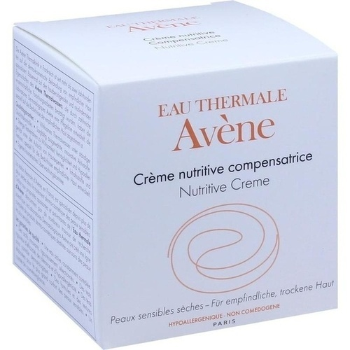 avene nutritive creme 50 ml trockene bis sehr trockene. Black Bedroom Furniture Sets. Home Design Ideas