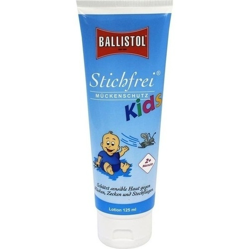 stichfrei kids creme tube 125 ml insektenabwehr urlaub. Black Bedroom Furniture Sets. Home Design Ideas