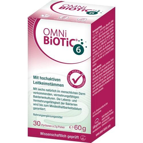 OMNI BiOTiC 6 60g Pulver