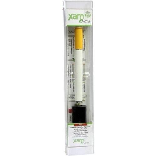 ELEKTRISCHE Zigarette Xam E-Cigarette 1 St