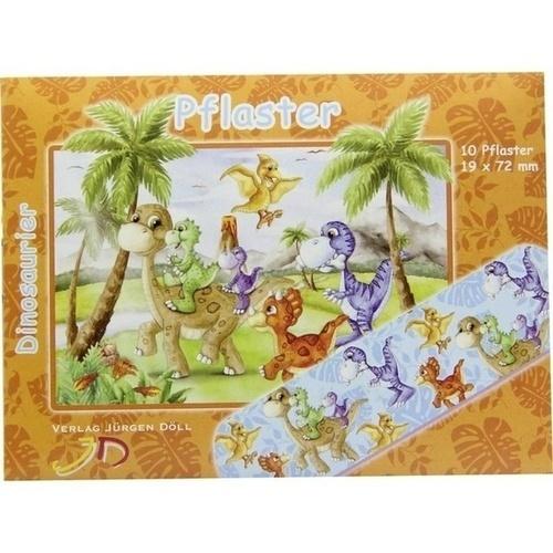 KINDERPFLASTER Dinosaurier Briefchen