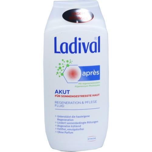 Ladival Akut Apres Pflege Beruhigungs Fluid 200 Ml Sonnenschutz