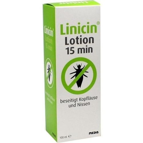 LINICIN Lotion 15 Min.  ohne Läusekamm